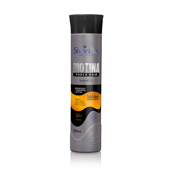 Shampoo Biotina Force Hair