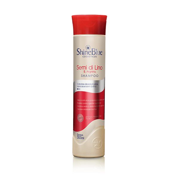 Shampoo Semi di Lino & Arginina
