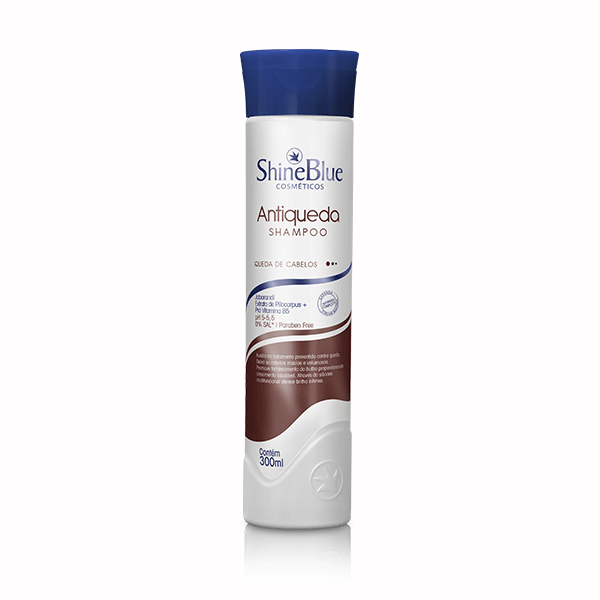 Shampoo Shine Blue Antiqueda
