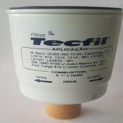 ELEMENTO FILTRO SEPARADOR DE AGUA  TECFIL PSD 530/1