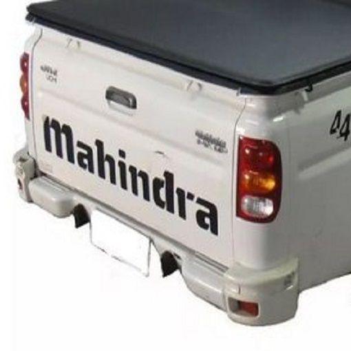 EMBLEMA MAHINDRA DA TAMPA TRASEIRA CAB DUPLA