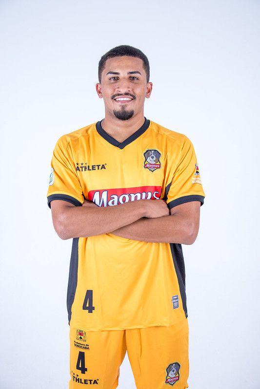 Camiseta Oficial - Lucas Gomes #4