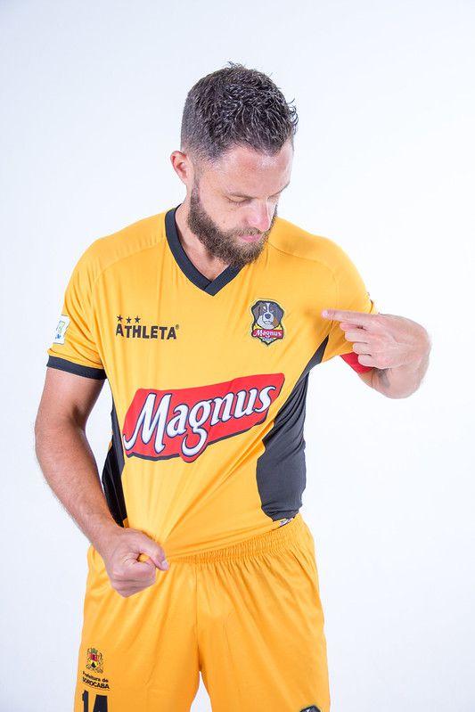"Camiseta Oficial - Rodrigo ""Capita"" #14"