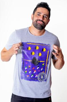 Camiseta Tactical Board