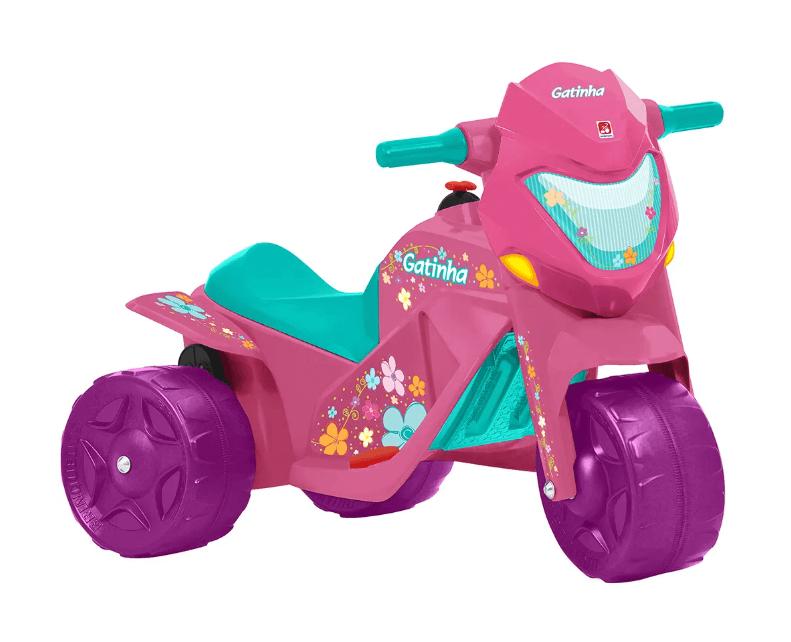 Ban Moto Eletrica 6V