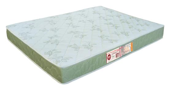 Base Box + Colchão Castor D33 138 x 18 cm