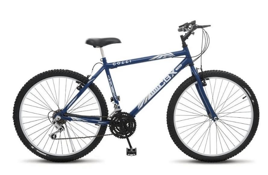 Bicicleta Aro 26 CBX 750