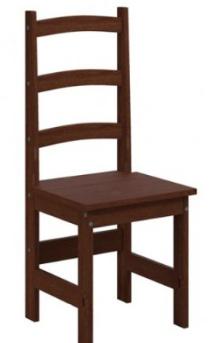 Cadeira Itália Cacau