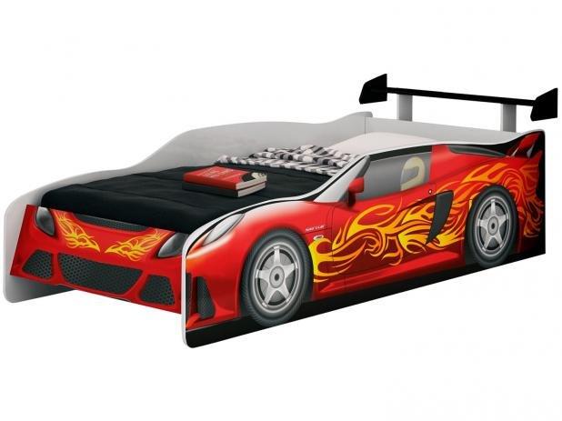 Cama Vision Car - Estrela