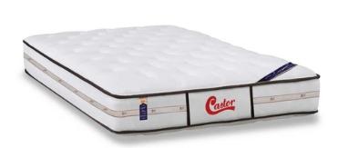 Colchão Casal Castor Mola Sleep Classic 128 cm