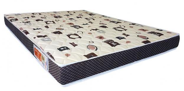 Colchão Casal Orthoflex D20 Confort Pedic 138 x 12 cm