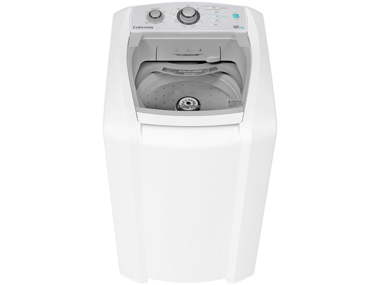 Lavadora  Automática Colormaq Branca LCA 12 Kg