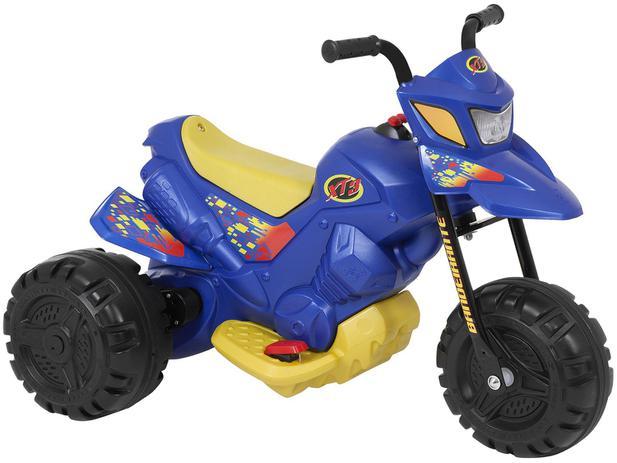 Moto XT3 Eletrica 6V