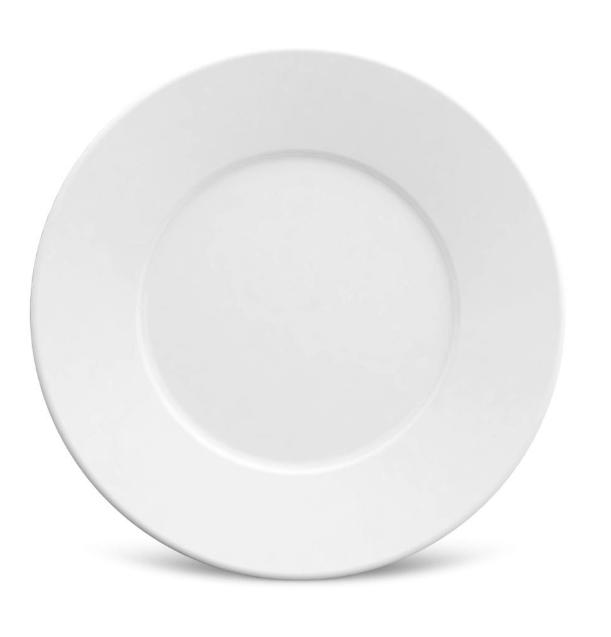 Prato Sobremesa Monaco  Branco