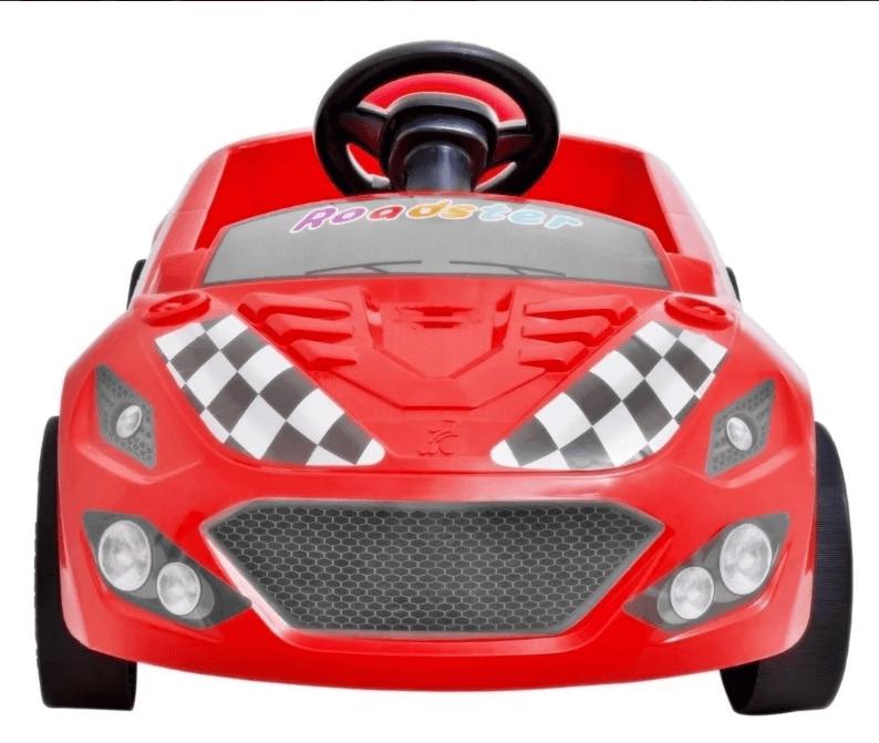 Roadster Vermelho