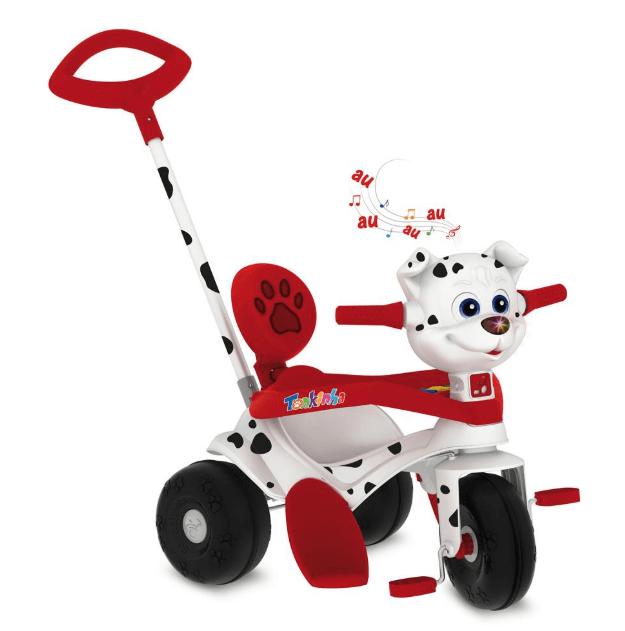 Triciclo Tonkinha Doggy