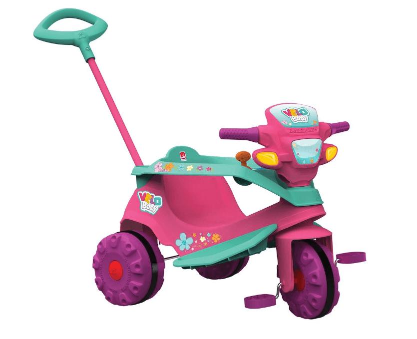 Triciclo Valobaby Passeio