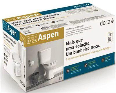 KIT COMPLETO DECA ASPEN C/CX ACOPLAR BR KP.750.17