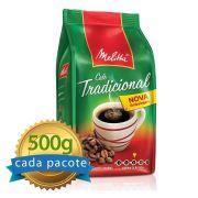 Café Melitta Almofada Tradicional 500g