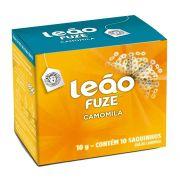 Chá Leão De Camomila Caixa Com 10 Sachês