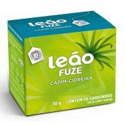 Chá Leão De Cidreira Com 10 Sachês