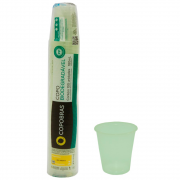 Copo Biodegradável Copobras 180ml c/100