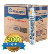 Copo descartável Altacoppo Branco 50ml c/5000 unidades