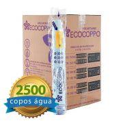 Copo Descartável Ecocoppo 180ml c/2500 unidades