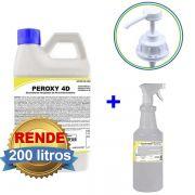 Kit Desinfetante Nível Hospitalar contra COVID-19