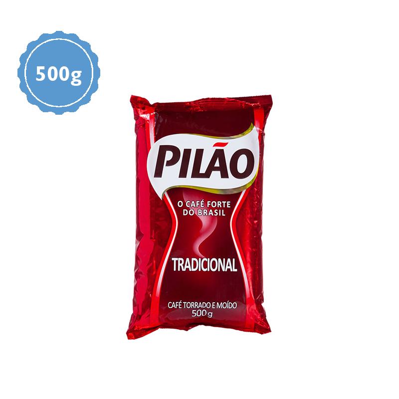 Café Pilão Almofada 500g  - Higinet