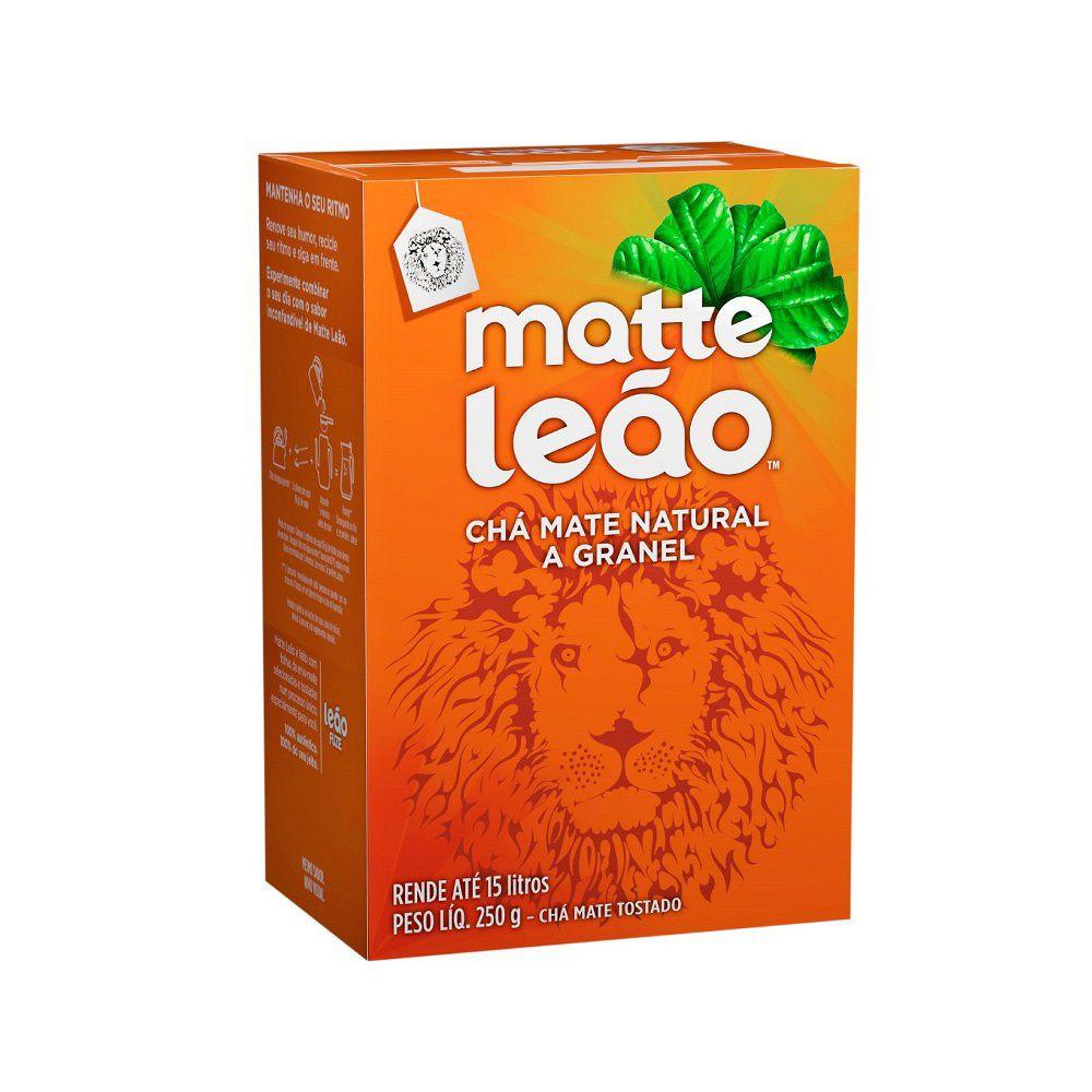 Chá Leão Tradicional A Granel 250G  - Higinet