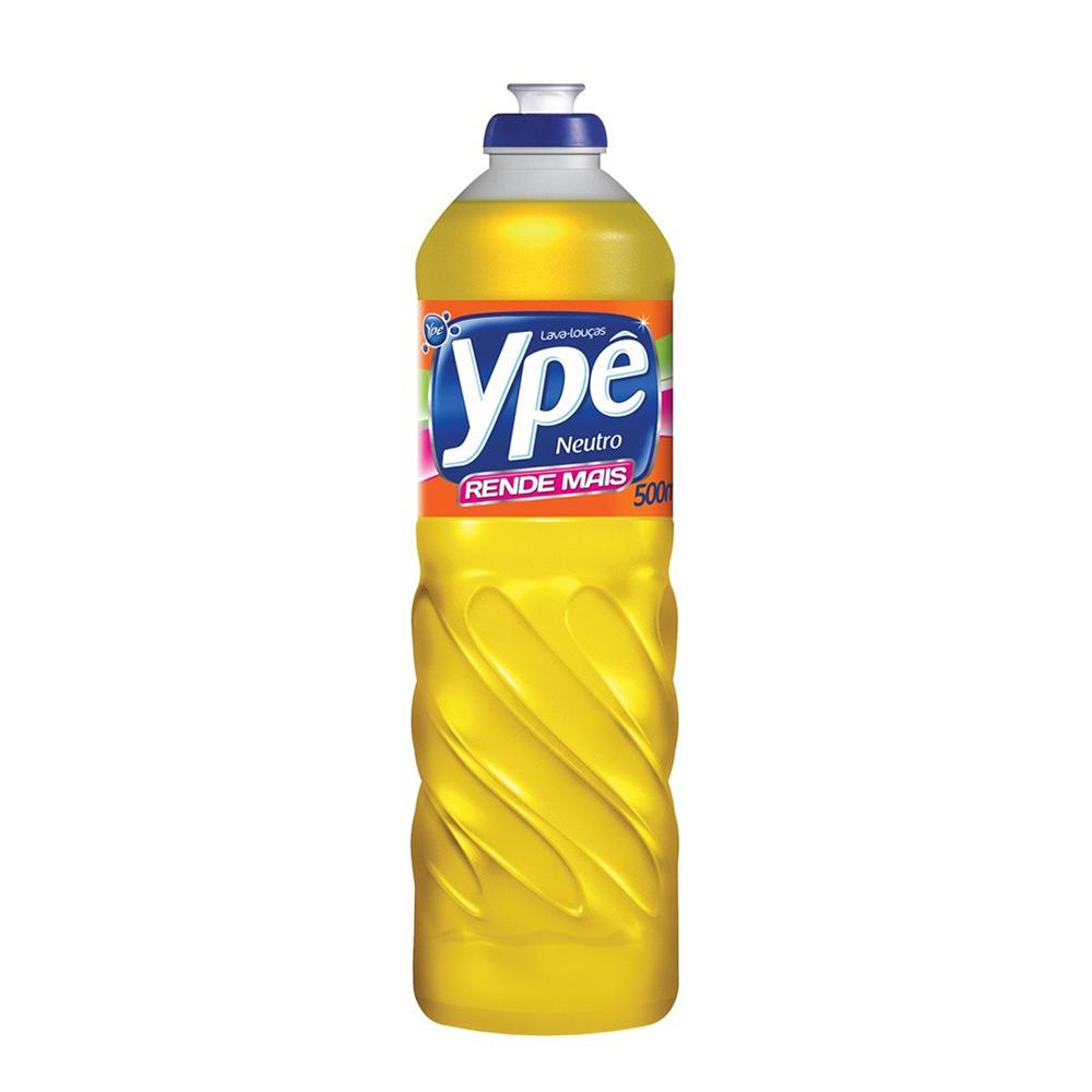Detergente Ype Neutro 500Ml  - Higinet