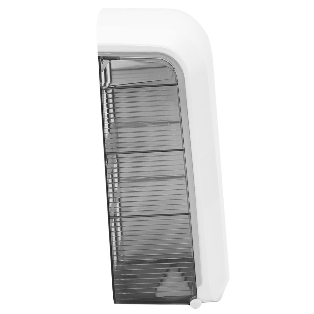 Dispenser Interfolha Branco/Fumê Elisa  - Higinet