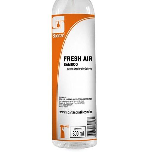 Eliminador de Odores 300ml - Fresh Air Herbal  - Higinet