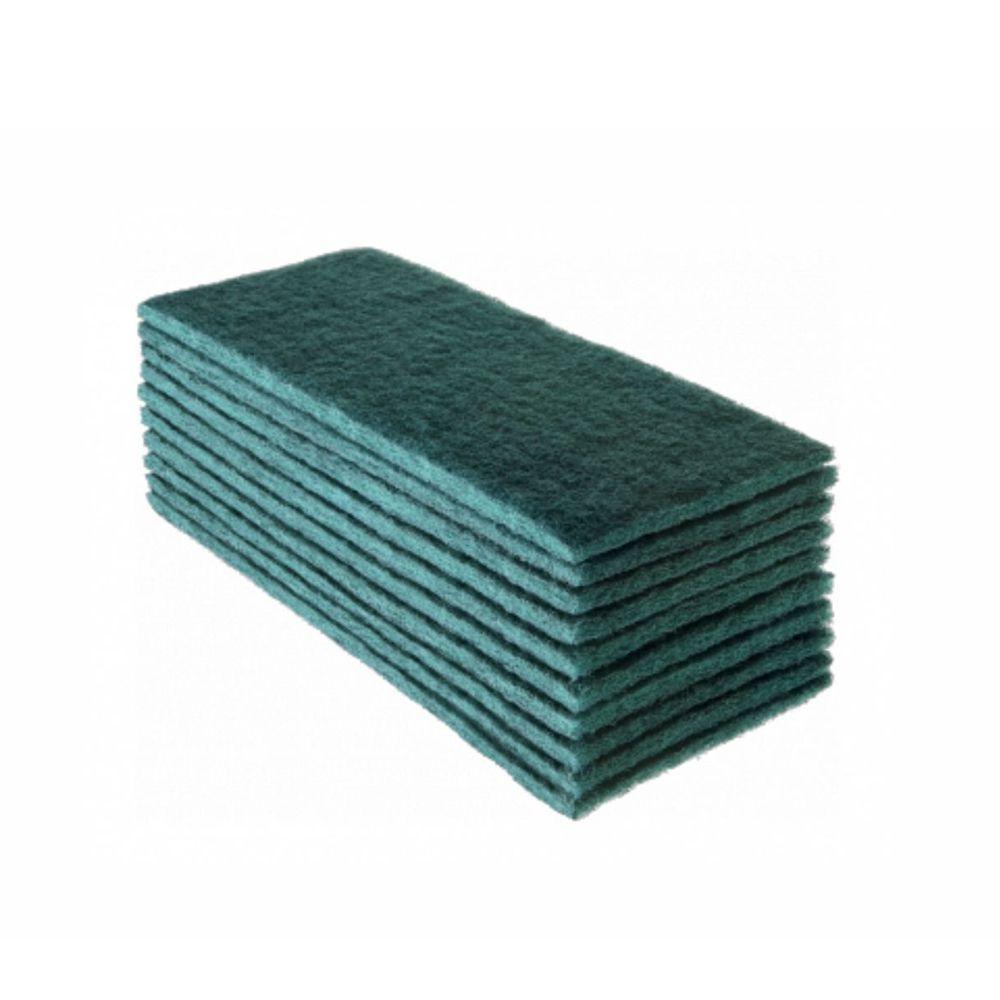 Fibra Abrasiva Para Limpeza Pesada  - Higinet