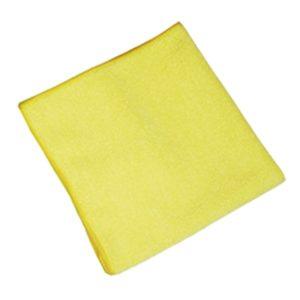 Pano de Microfibra Profissional Mult-T Light - Amarelo  - Higinet
