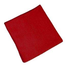 Pano de Microfibra Profissional Mult-T Light - Vermelho  - Higinet