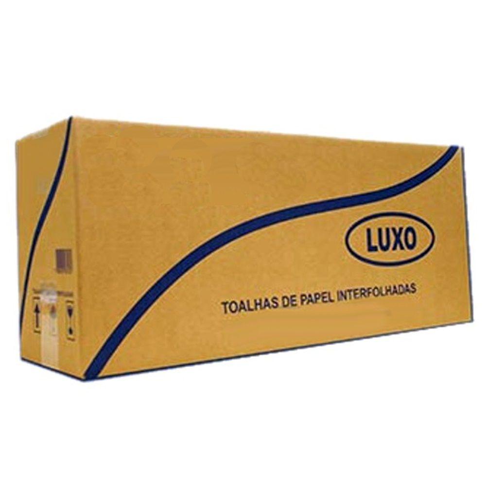 Papel Toalha Luxo Interfolhado 2D folha simples caixa com 4800 folhas  - Higinet