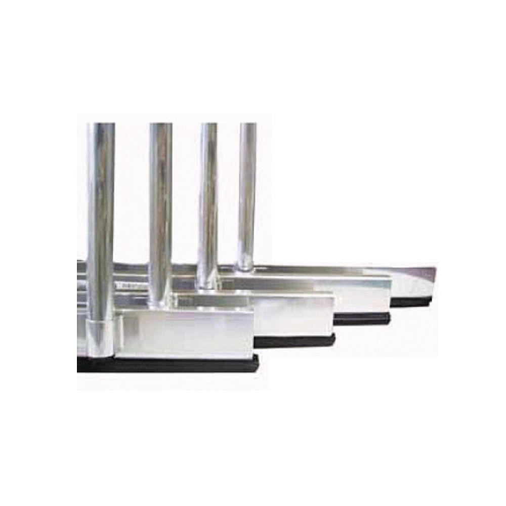 Rodo De Alumínio Maxrodo - 40 Cm  - Higinet