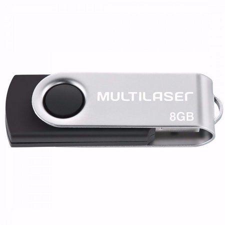 PEN DRIVE TWIST 8GB MULTILASER