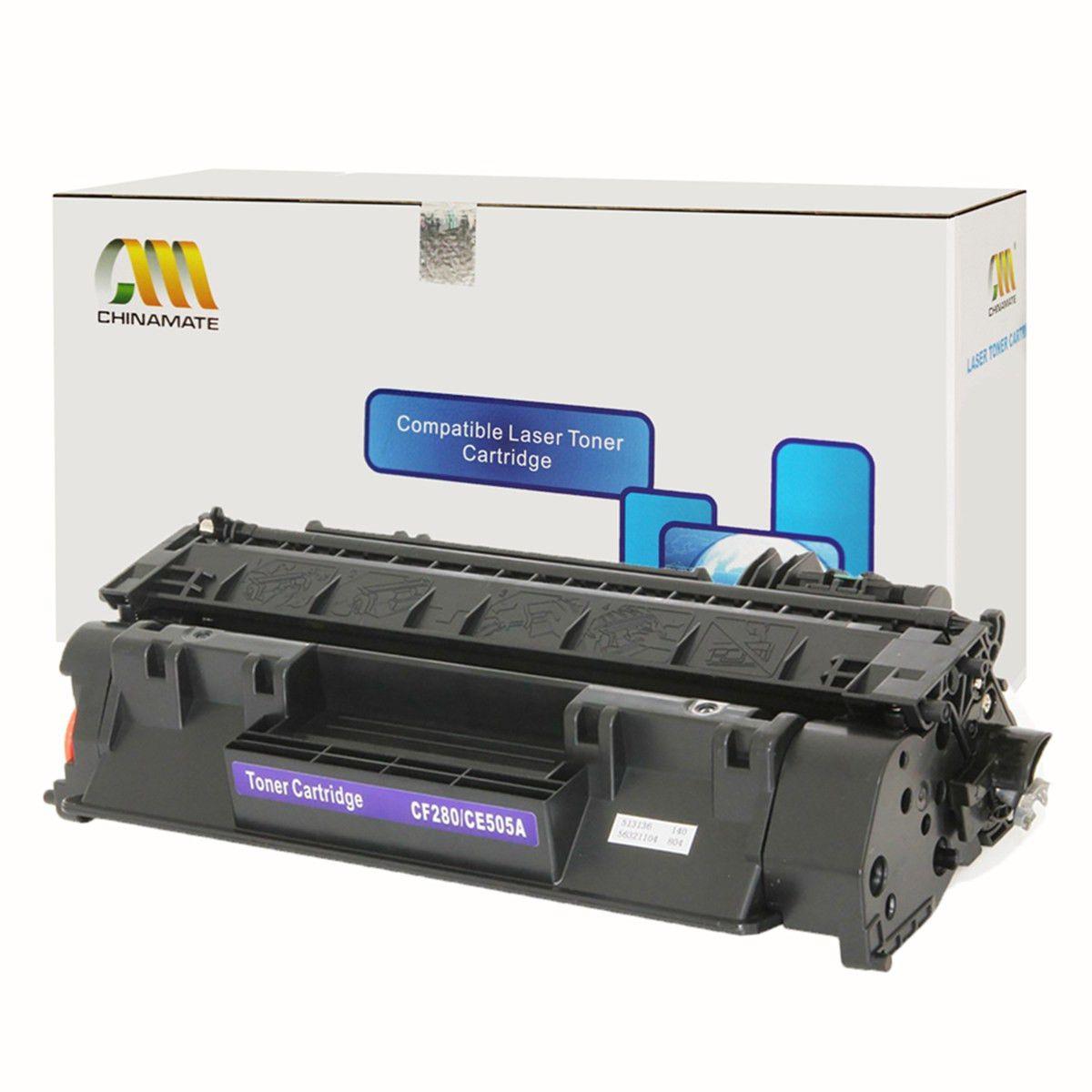 TONER COMPATÍVEL HP CE505A | 05A | P2035 | P2055 | P2055X