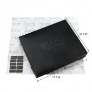 Kit Caixa de Presente 51 x 77 cm + Papel de Seda + Etiqueta | 1 Cx c/ 50 kits Atenção  o produto vem conforme a ilustação sem possibilidade de alteraçoões ou modificações.