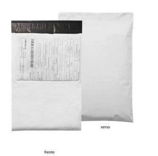 """Envelope Plástico Segurança """"Sedex"""" C/ Canguru 36x40 300 Unid"""