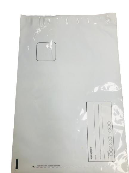 Envelopes P/ Correios C/ Destinatário E Remetente 25x25 c/ 300 unid
