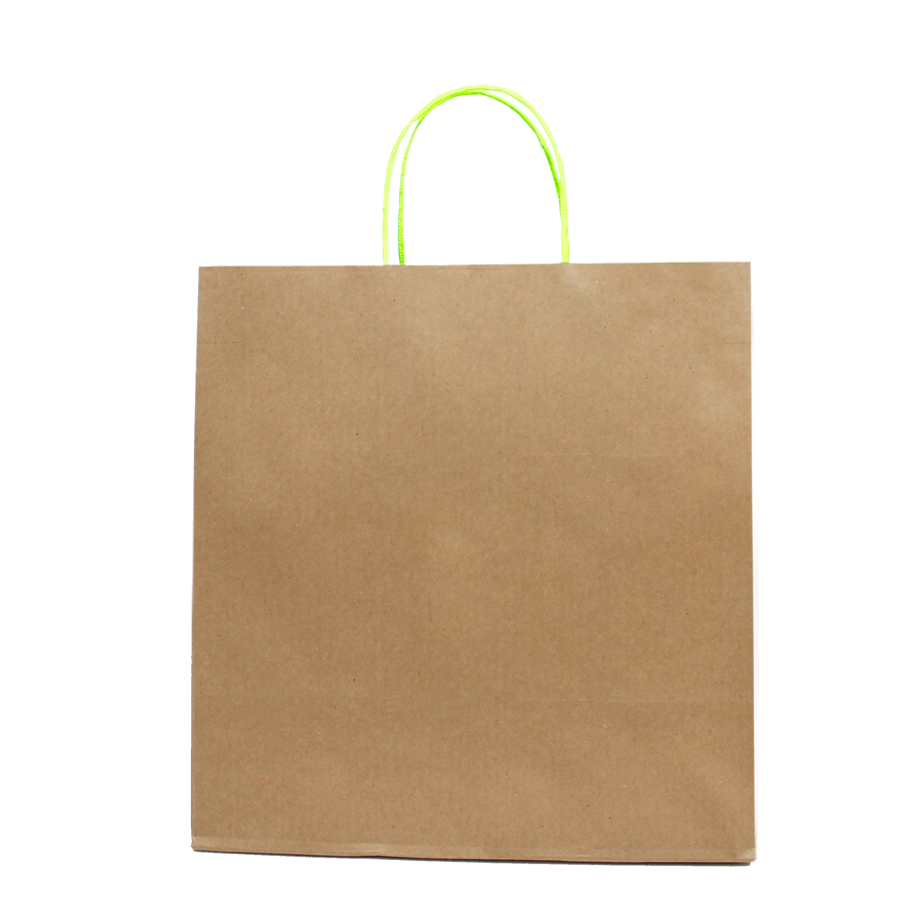 """Sacola de Papel Premium """"M"""" (Edição Limitada) 32x30x16 cm   1 cx c/ 50 unid"""