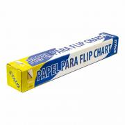 BLOCO FLIP CHART 56G C/ 50 FOLHAS STALO