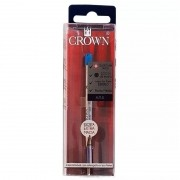 CARGA CANETA CROWN - AZUL CA14007A