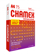 CHAMEX A4 75G 300 FOLHAS