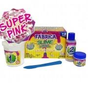 FABRICA DE SLIME SUPER PINK KIMELEKA ACRILEX