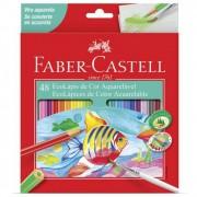 LAPIS DE COR FABER-CASTELL 48 CORES AQUARELAVEL